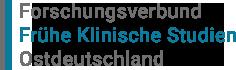 Forschungsverbund Frühe Klinische Studien Ostdeutschland Logo
